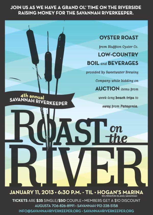 SavRK Oyster roast