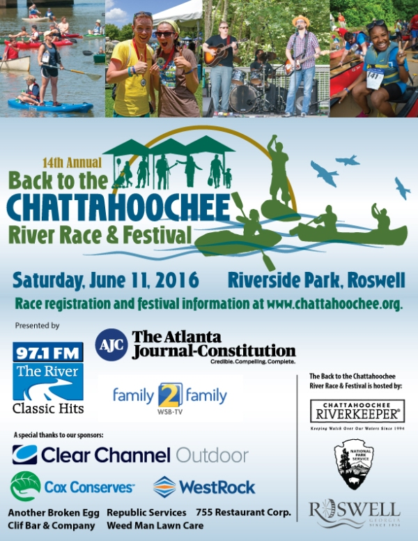 Back to the Chattahoochee