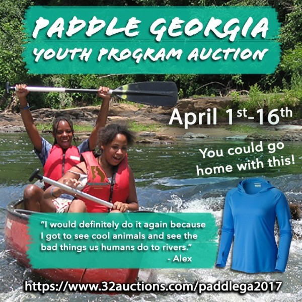 paddle ga auction 1