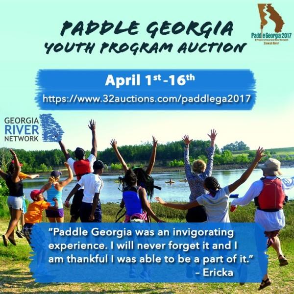 paddle ga youth